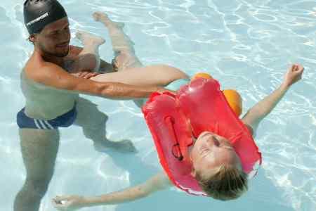 Pool redd