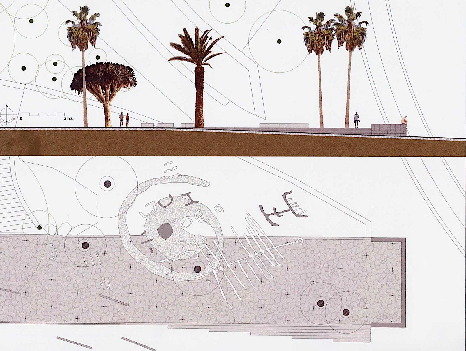 imagen GANADOR URBANISMO 2003 Reordenación Paseo Colón